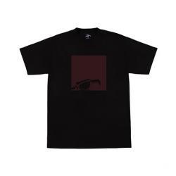 T-Shirts Animal Cropped L Black
