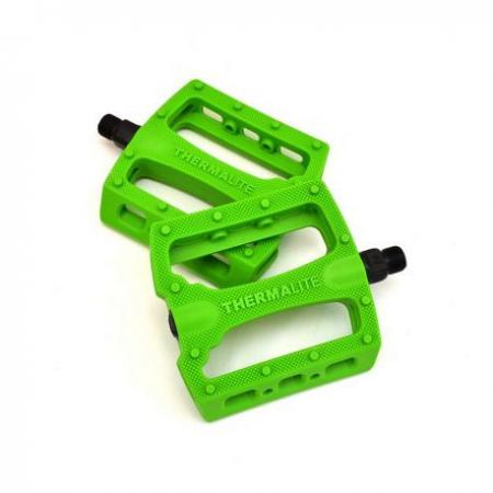 Stolen THERMALITE PEDALS green