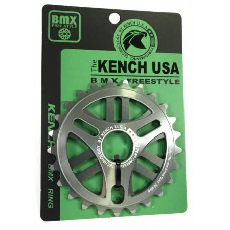 KENCH RN1 25T CNC gray sprocket