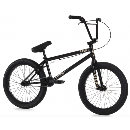 Fiend Type O XL 2020 black BMX bike