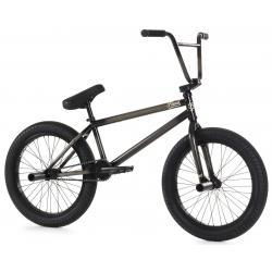 Fiend Type B 2020 clear with black BMX bike