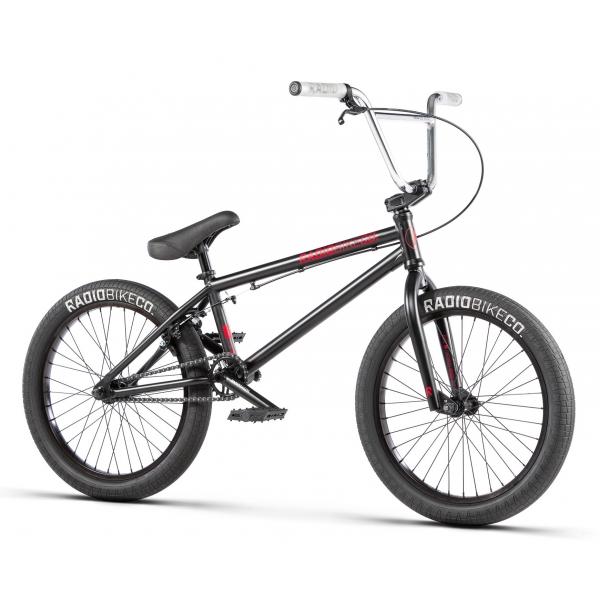 Radio EVOL 2020 20.3 matt black BMX bike