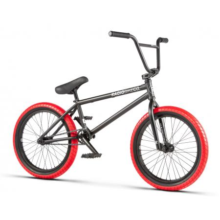 Radio Darko 2020 21 matt black BMX bike