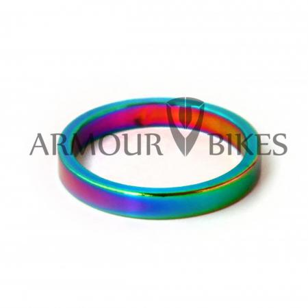 Armour Bikes 5 mm Oil Slick Headset rings (1pcs)
