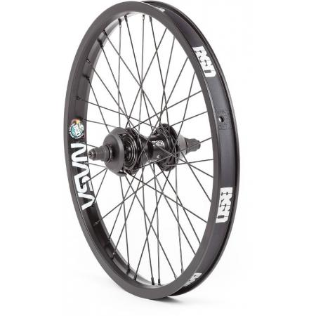 BSD Westcoaster Mind Freecoaster RHD Black BMX Rear Wheel