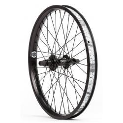 BSD Aero Pro Back Street Pro Cassette RHD Black BMX Rear Wheel