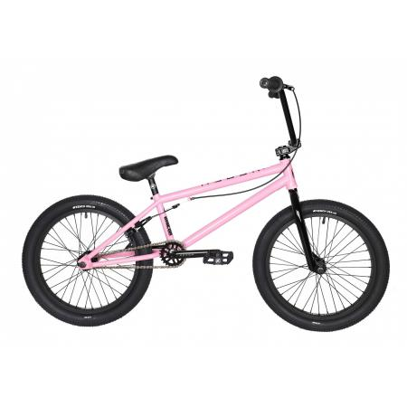 KENCH 2020 20.75 Hi-Ten pink BMX bike