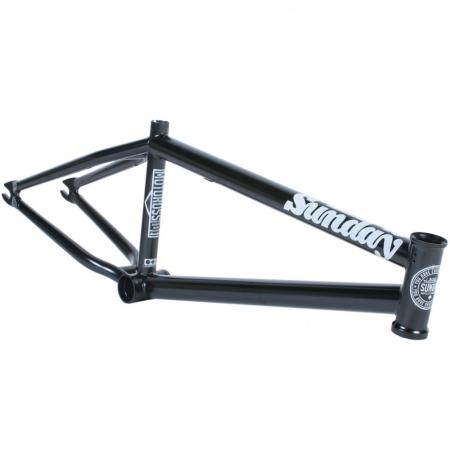 Sunday Motoross V2 20.75 black Frame
