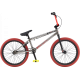 GT Air 2020 20 raw with red BMX bike