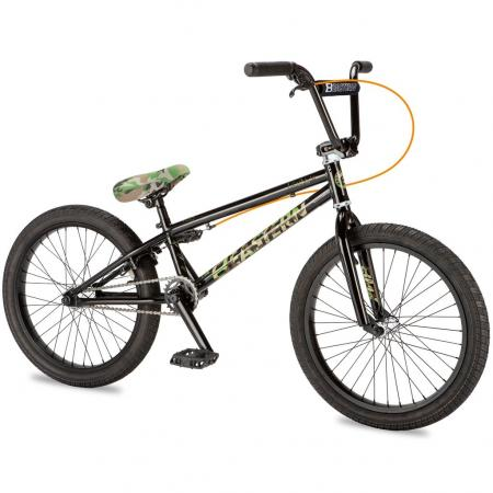 Eastern LOWDOWN 2020 20 black camo BMX bike