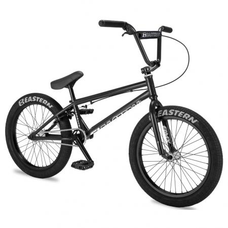 Eastern NIGHTWASP 2020 20.5 black BMX bike