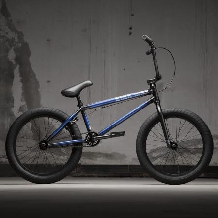 KINK Gap FC 2021 Gloss Friction Blue BMX bike