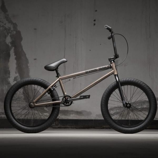 KINK Gap XL 2021 Gloss Raw Copper BMX bike