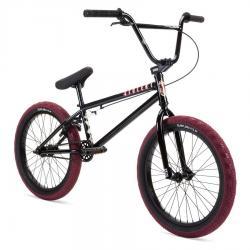 Stolen 2021 CASINO XL 21 Black with Blood Red BMX bike