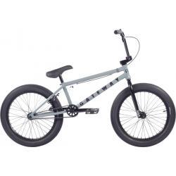 Cult Gateway 2021 20.5 grey BMX bike