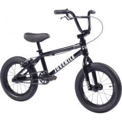 Cult Juvi 2021 14 black BMX bike