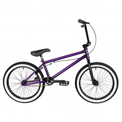 Kench Street PRO 2021 20.5 purple BMX bike
