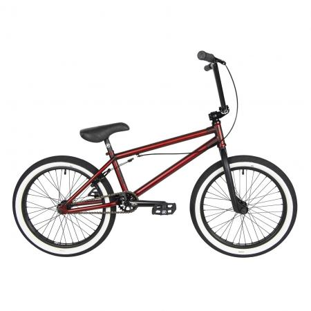 Kench Street PRO 2021 21 red metallic BMX bike