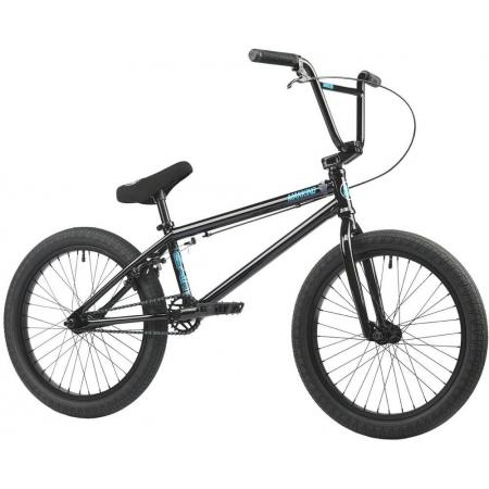 Mankind Nexus 2021 20.5 Gloss Black BMX Bike