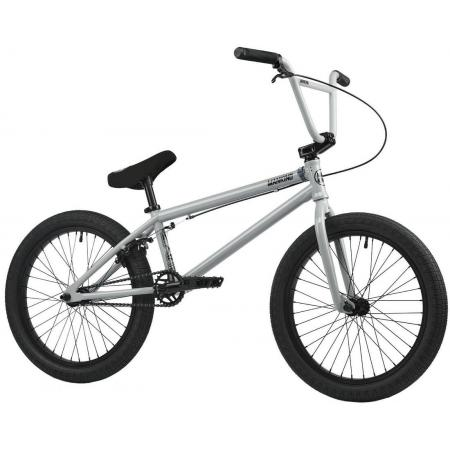Mankind Nexus 2021 21 Gloss Grey BMX Bike