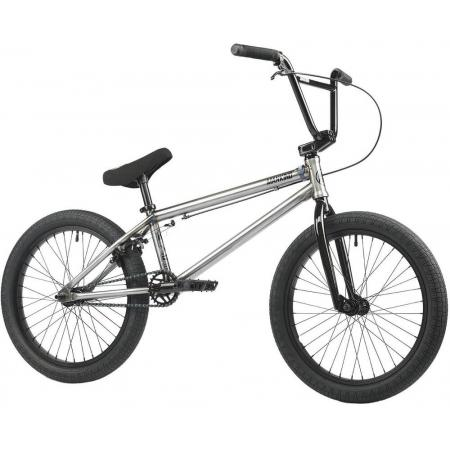 Mankind Nexus 2021 21 Gloss Raw BMX Bike