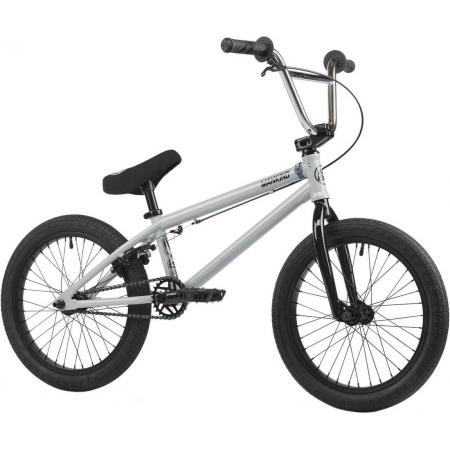 Mankind Nexus 18 2021 Gloss Grey BMX Bike