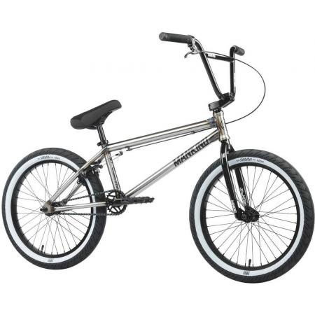 Mankind Sureshot 2021 20.5 Gloss Raw BMX Bike