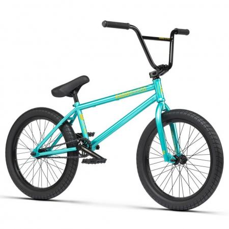 Radio Darko 2021 21 neptun green BMX bike
