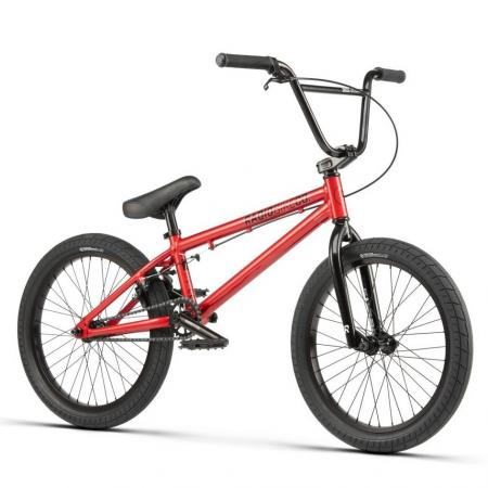 Radio DICE 20 2021 20 candy red BMX bike
