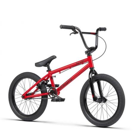 Radio REVO 18 2021 17.55 red BMX bike