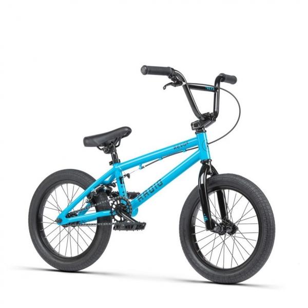 Radio REVO 16 2021 15.75 surf blue BMX bike