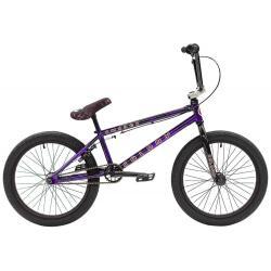 Colony Emerge 2021 20.75 Purple Storm BMX bike