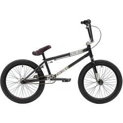 Colony Premise 2021 20.8 Black with Polished BMX bike