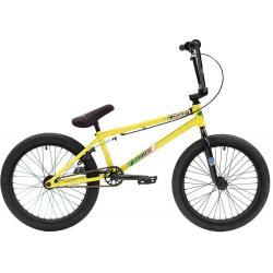 Colony Sweet Tooth Pro 2021 20.7 Yellow Storm BMX bike