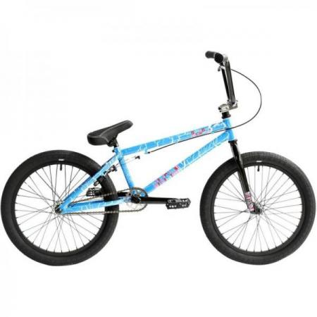 Division Reark 2021 19.5 Crackle Blue BMX bike