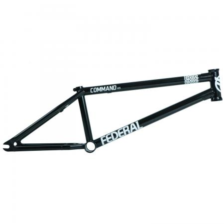 Federal Command ICS 21 black BMX frame